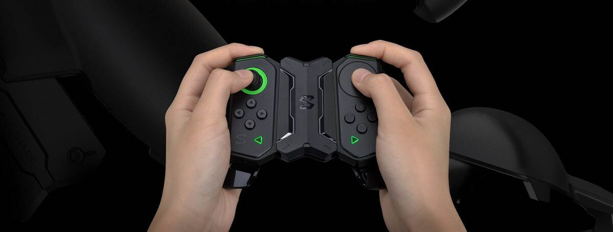 Держатель для джойстика Xiaomi Black Shark Portable Gaming Kit Gamepad 2.0 Stand