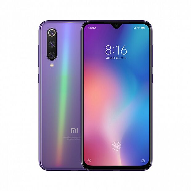 Смартфон Xiaomi Mi 9 SE 128GB/6GB (Purple/Фиолетовый)