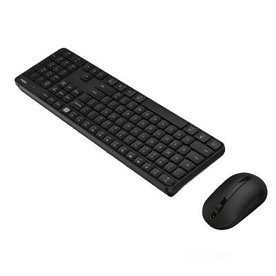 Xiaomi MIIW Mouse & Keyboard Set (Black)