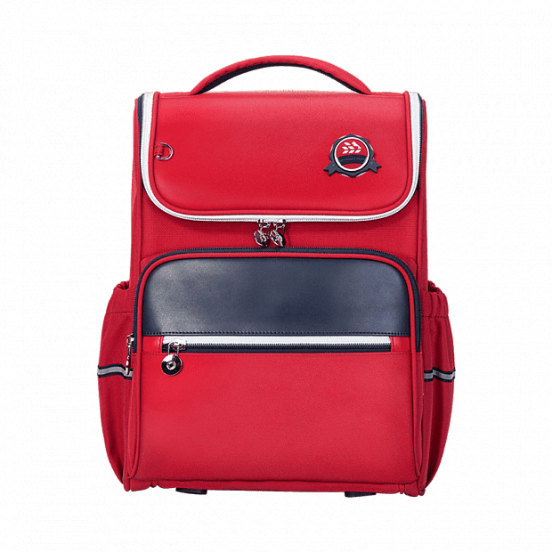 Xiaomi Yang Small Student Backpack 1-4 Class (Red)